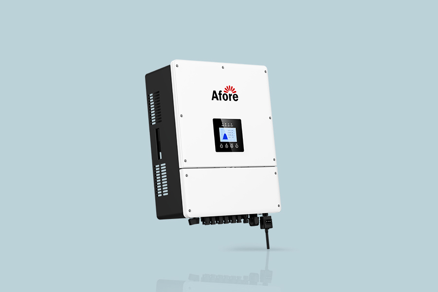 solar inverter commercial